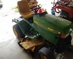 Riding Mower For Sale: 2000 John Deere 425, 20 HP