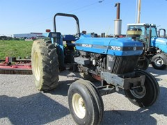 Tractor For Sale 1998 New Holland 7610 , 85 HP