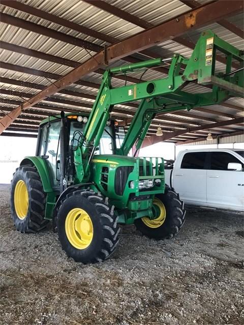 2007 John Deere 6430 Tractor For Sale