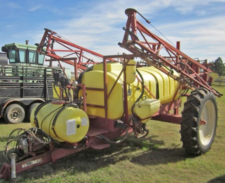1997 Hardi Nav1000 Sprayer-Pull Type For Sale