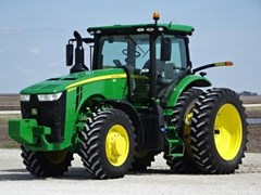 Tractor For Sale 2018 John Deere 8245R-PS , 245 HP