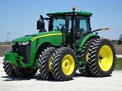 Tractor For Sale 2018 John Deere 8320R-IVT31 , 320 HP
