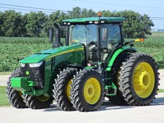 Tractor For Sale 2018 John Deere 8345R , 320 HP