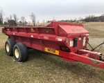 Manure Spreader-Dry/Pull Type For Sale: 2012 Meyer SV7400T