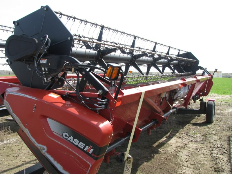 2010 Case IH 2010 Header-Auger/Rigid For Sale