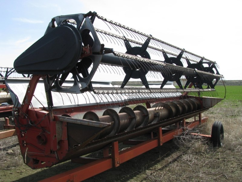 1991 Case IH 1010 Header-Auger/Rigid For Sale