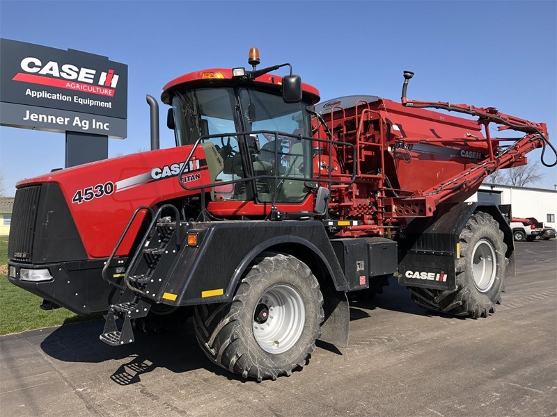 2013 Case IH TITAN 4530 Floater/High Clearance Spreader For Sale