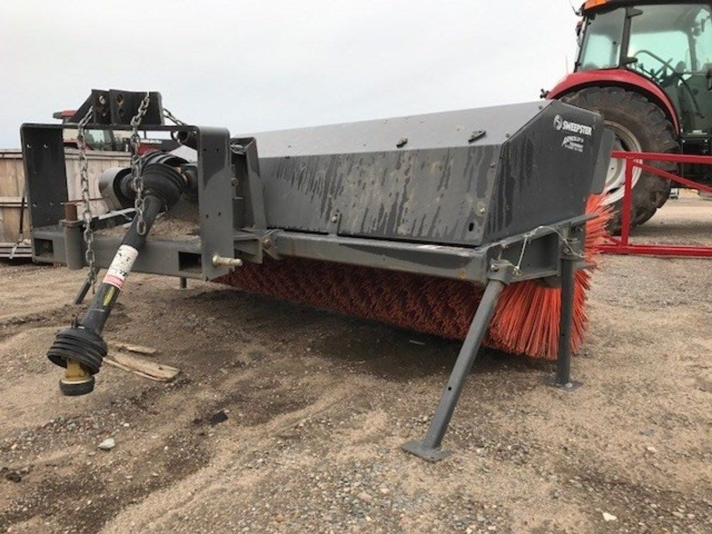 2012 Sweepster RHFA7 Attachment For Sale