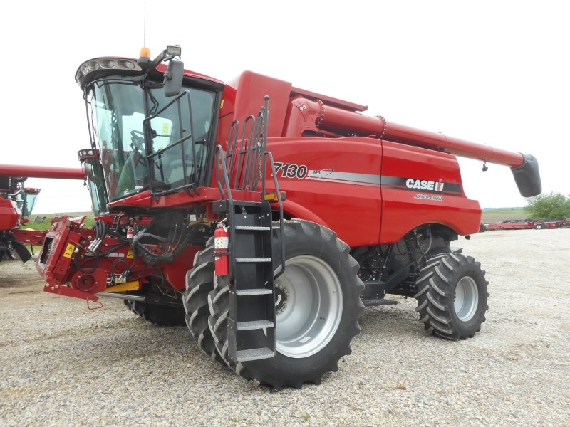 2013 Case IH 7130 Combine For Sale