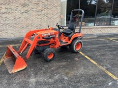 Tractor For Sale:  2002 Kubota BX2200D