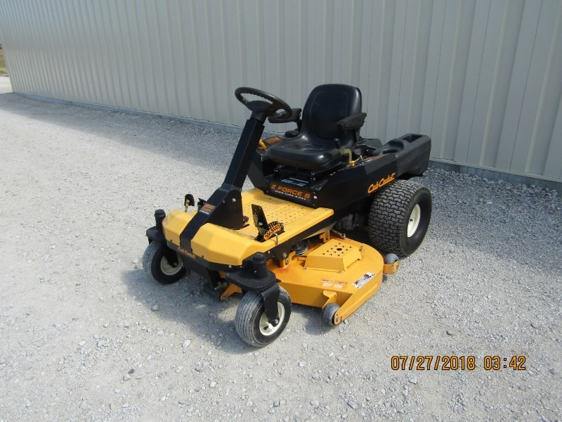 2013 Cub Cadet Z-Force S54 Zero Turn Mower For Sale