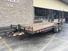 Utility Trailer For Sale:  2005 PJ Trailers 16FT