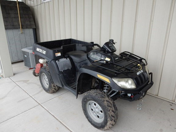 2009 Arctic Cat 700 TBX ATV For Sale