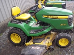 Riding Mower For Sale 2010 John Deere X530 , 25 HP