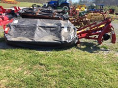 Disc Mower For Sale 2016 New Holland H6740