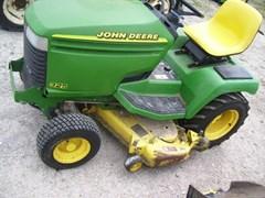 Riding Mower For Sale:  1995 John Deere 325 , 18 HP