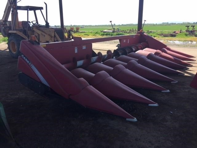 2012 Case IH 3408 Header-Row Crop For Sale
