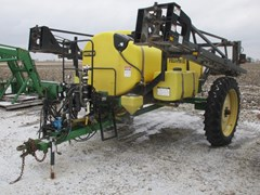 Sprayer-Pull Type For Sale 2002 Bestway FP III