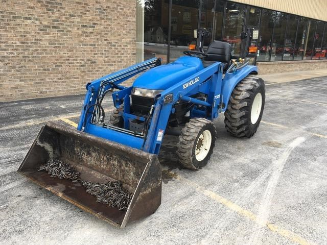 2002 New Holland TC29D Tractor For Sale