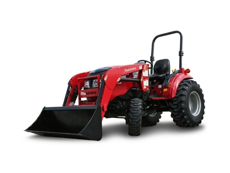 2018 Mahindra 1538 Tractor - Compact For Sale