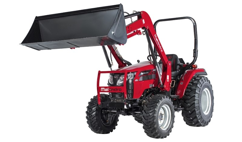 2018 Mahindra 2638 Tractor - Compact For Sale
