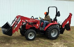 Tractor - Compact For Sale 2018 Mahindra 2638 , 38 HP