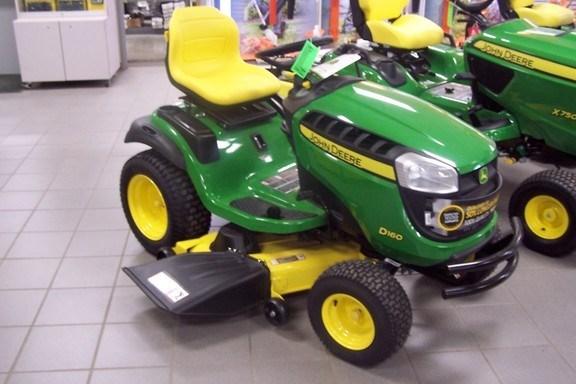 2017 John Deere D160 Riding Mower For Sale