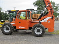 Telehandler For Sale:  2010 Sky Trak 8042