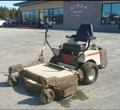 Riding Mower For Sale:  1999 Grasshopper 616