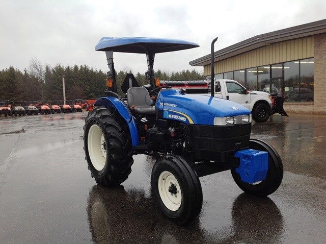 2010 New Holland WM 55 Tractor For Sale