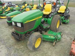 Tractor For Sale:  2002 John Deere 4115 , 24 HP