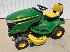 Riding Mower For Sale 2014 John Deere X300 , 18 HP