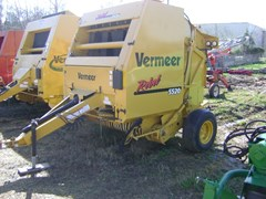 Baler-Round For Sale 2015 Vermeer 5520RB