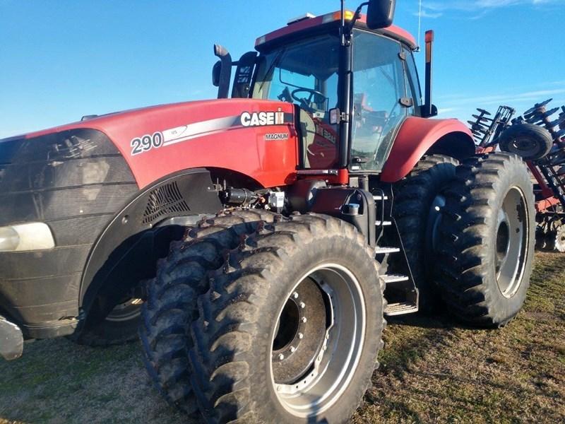 2012 Case IH MAGNUM 290 Tractor For Sale