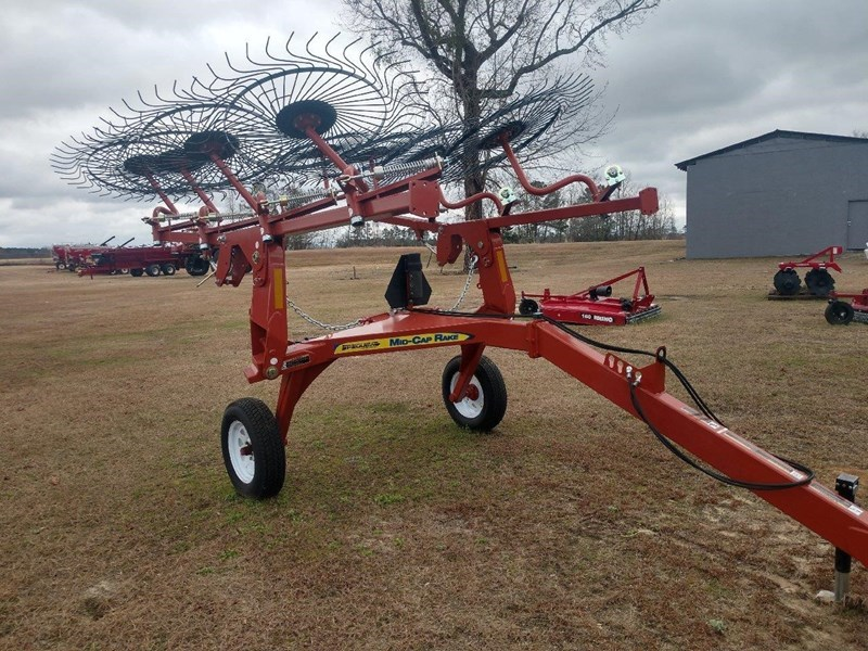2016 Pequea MCR8 Tedder For Sale