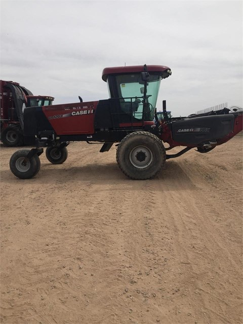 2011 Case IH WD1203 Mower Conditioner For Sale