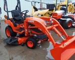 Tractor For Sale: 2016 Kubota BX1870TV54-1, 18 HP