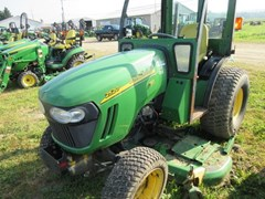 Tractor - Compact Utility For Sale 2006 John Deere 2520 , 17 HP