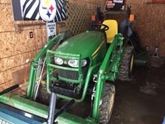 Tractor For Sale 2015 John Deere 2025R , 25 HP