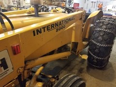 Tractor For Sale 1967 International 2424 , 47 HP
