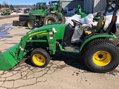 Tractor For Sale 2007 John Deere 2520 , 17 HP