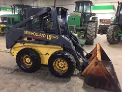 Skid Steer For Sale 2001 New Holland LS160