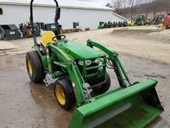 Tractor For Sale 2001 John Deere 2520 , 17 HP