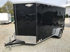 Cargo Trailer For Sale 2019 Impact Trailers 6125A