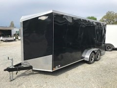 Cargo Trailer For Sale 2019 Impact Trailers 718TA2