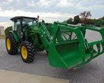 Tractor For Sale: 2014 John Deere 5115M, 105 HP