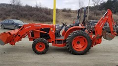 Tractor For Sale 2015 Kubota L6060 , 60 HP
