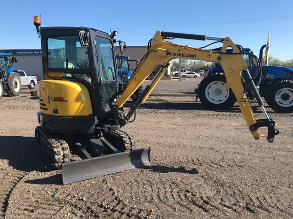 2018 New Holland E26C Misc. Ag For Sale