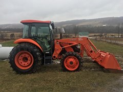 Tractor For Sale 2015 Kubota M7060 , 71 HP