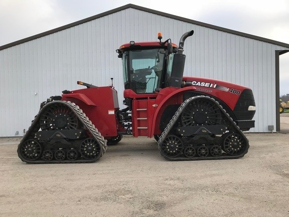 2013 Case IH Steiger 400 Tractor For Sale